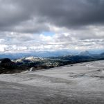 Dachsteinský ledovec.