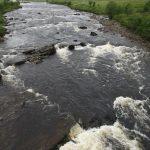 Řeka Orchy a její krásné okolí.