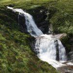 Další krásný vodopád, na Isle of Skye.