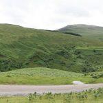 Údolí Glen Roy.