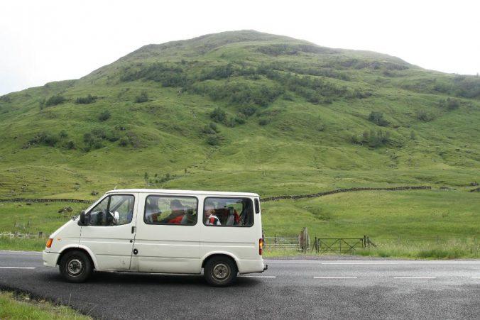 Skotsko.