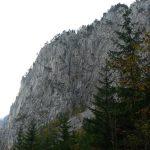 Náš dnešní cíl, Vordere Loswand a cesta Gratkamine, 4+.