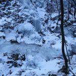 Zamrzlé údolí.