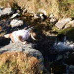 Voda z potoků se dá pít, což je super.