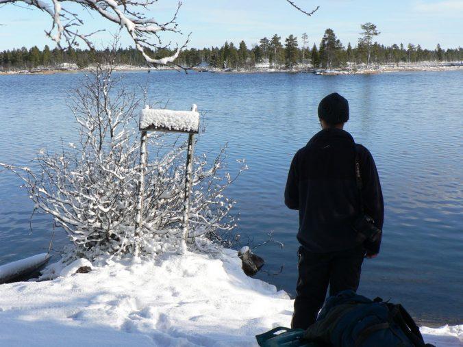 Odtud už nás čekalo jen jedno jezero.