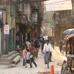 Místa, kde žijí obyčejní Nepálci, vypadají podstatně zanedbaněji.