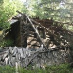 Lovecká chata pod Bacheralm.