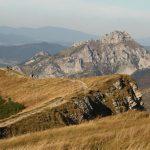 Velký Rozsutec z jižního vrcholu Sten.