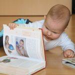 Malý čtenář.