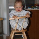 V židličce prostě klidně sedět nebudu.
