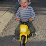 Na motorce to miluju!
