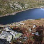 Opět u podzimně zbarveného Schimpelsee.