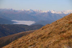 Výhled na Vysoké Taury.