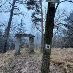 Kamenný památník Dolmen.