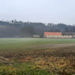 Alinkov, zde stál již roku 1270 středověký mlýn.
