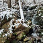 Víckovský vodopád.