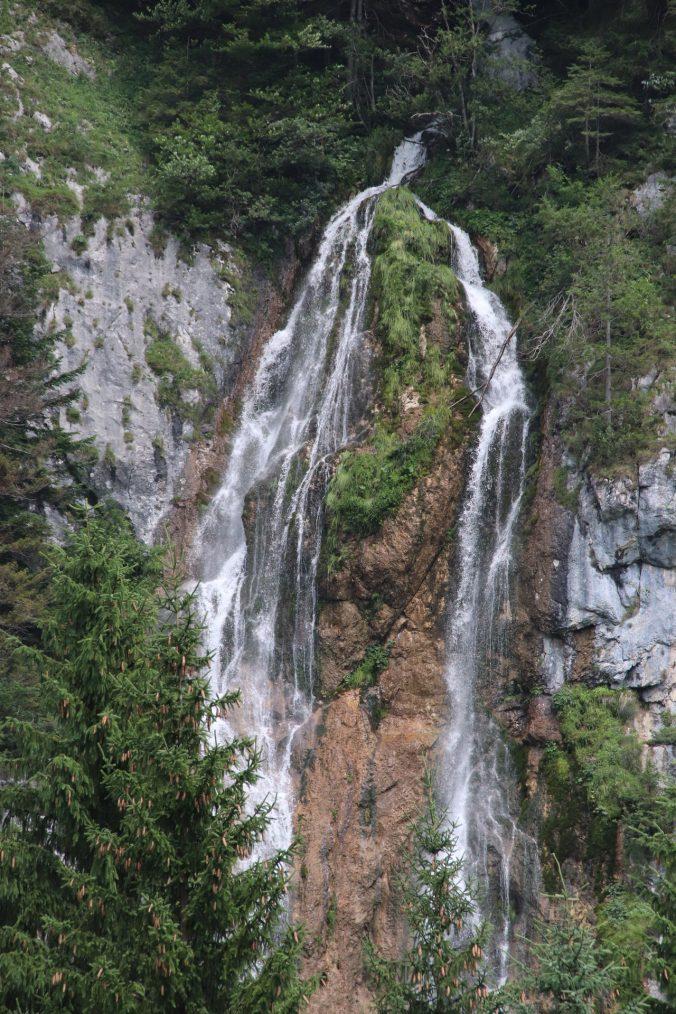 Wolfbauer Wasserfall.