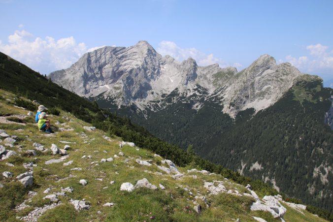 Krásné panorama.